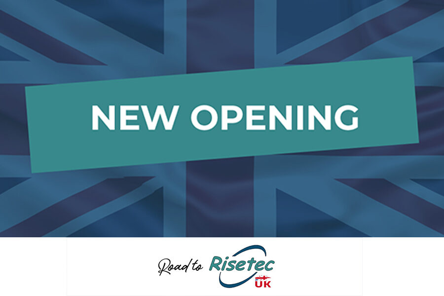 New Opening – UK ​Division