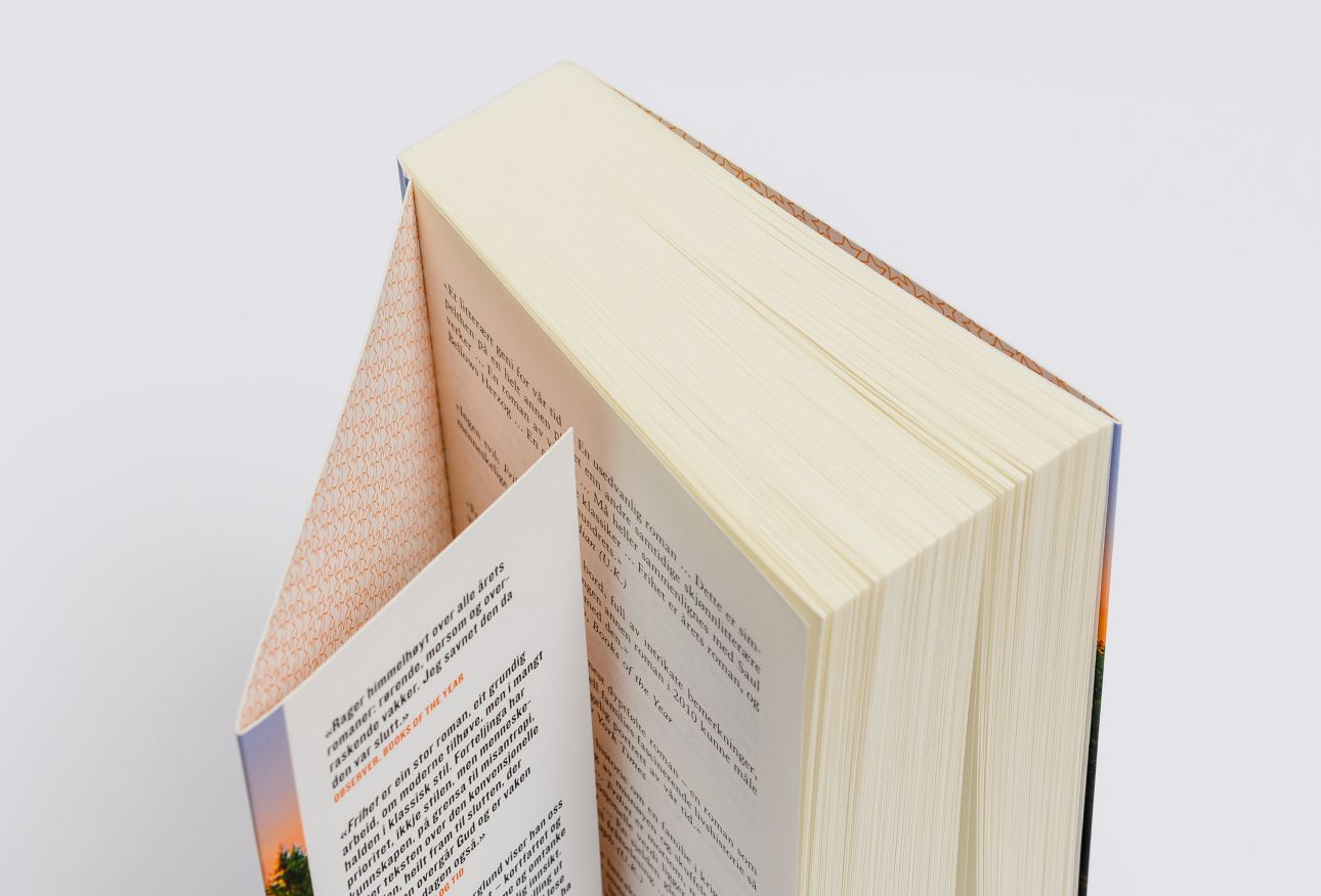 Book production solutions